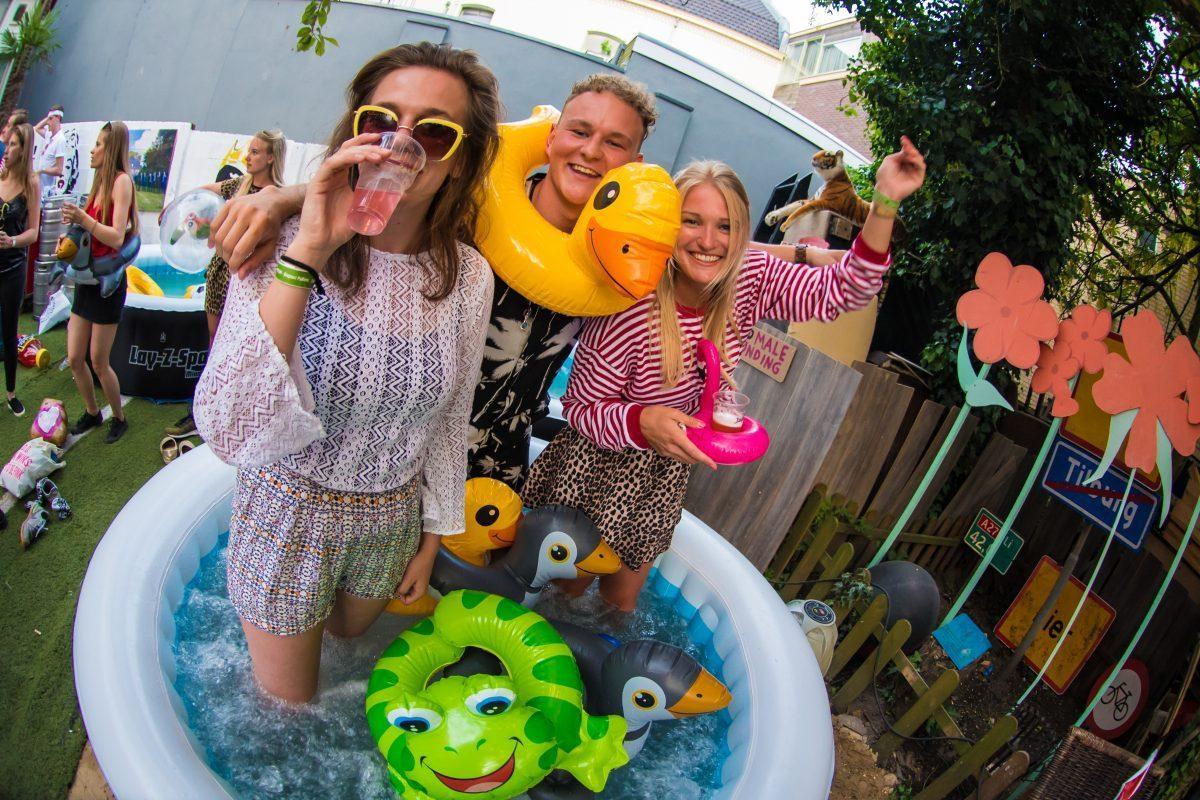 Jacuzzi party Emmen